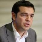 Alex Tsipras, leader of SYRIZA
