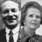 Clement Attlee & Margaret Thatcher