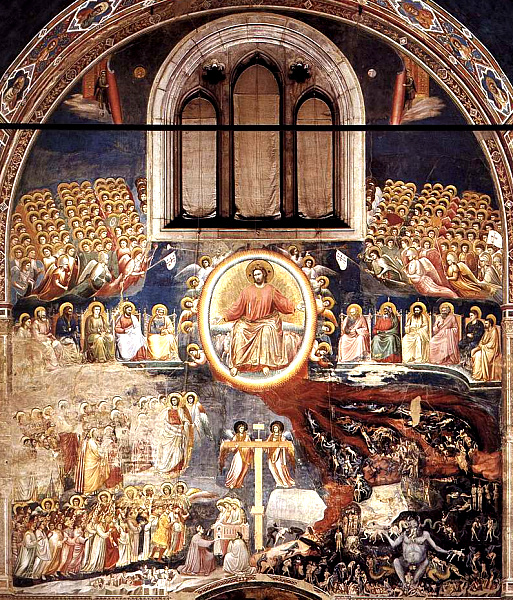 Giotto's Last Judgment, 13th Century