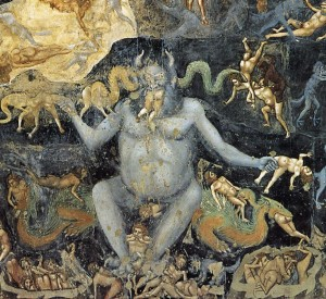 Detail of Last Judgment