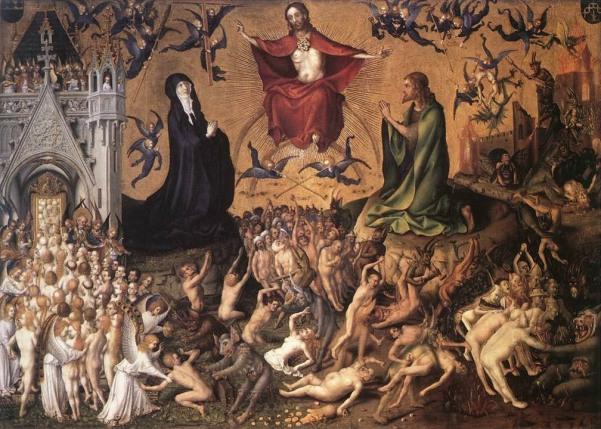 Lochner's Last Judgment, 15th Century
