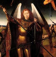 Detail, Memling's Last Judgment