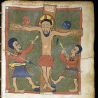 Ethiopian picture of the Crucifixion