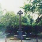 War Memorial, Denstone, Staffordshire