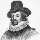 Francis Bacon by Drebbel, via Wikimedia Commons