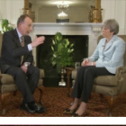 Andrew Marr and Theresa May