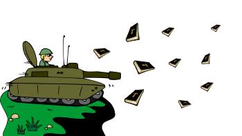 Tank firing bibles