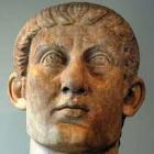The Roman emperor Constantine